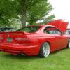 BMW 850i Rear