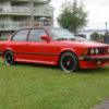 BMW E21 320i Front