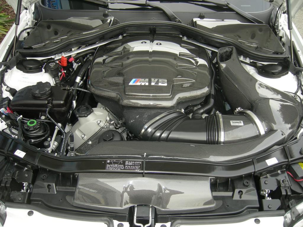 Bmw E92 M3 Engine