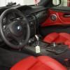 BMW 335i Red Interior