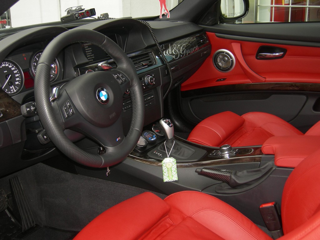 Bmw 335i Red Interior