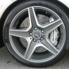 2010 Mercedes Benz C63 Wheel
