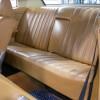 1974 Mercedes Benz 280C Rear Seats