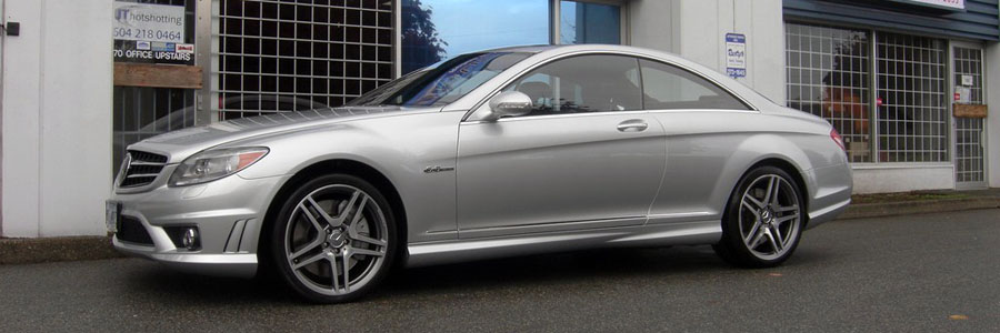 2010 Mercedes CL63 AMG