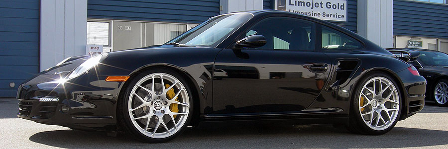 2010 997 Porsche Turbo